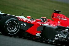 Formel 1 - Bilder: MidlandF1 M16 & Roll Out (Silverstone, 03.02.2006)