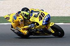 MotoGP - Valentino Rossi zwischen zwei und vier Rädern