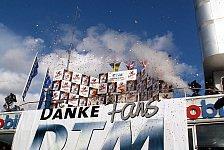 DTM - Bilderserie: Rennkalender 2006: Zehn Mal DTM pur