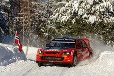 WRC - Neue Chance f�r Carlsson in Irland