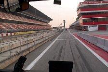 DTM - Verk�rzte Barcelona-Runden - des Fans Freud, des Piloten Leid