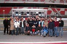 Formel 1 - Bilder: Der Nick Heidfeld Fanclub in Barcelona