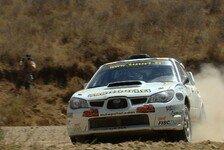 WRC - Latvala f�hrt auch mit gebrochenem Daumen
