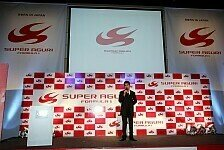 Formel 1 - Super Aguri Team Launch