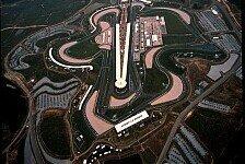 Formel 1 - Bilderserie: Die Strecken der Saison 2014 aus der Vogelperspektive