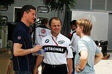 DTM - Vom Typ her passend: Reuter bringt F1-Piloten ins Spiel