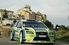 WRC - Akropolis Rallye mit Hauptsponsor