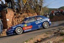 WRC - Aim� Chatard: Super schnell und dennoch ausdauernd