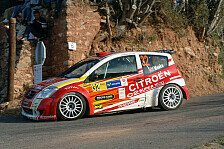 WRC - Meeke hofft auf WRC-Eins�tze
