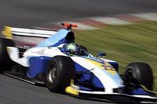GP2 - Testfahrten in Barcelona