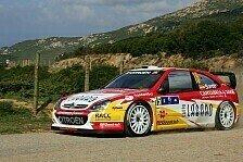 WRC - Kronos im Stress