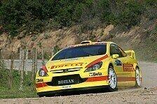 WRC - Galli und Sordo auch in Sardinien am Start