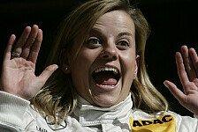 DTM - Susie Stoddart: M�chte als 1. Frau seit Ellen Lohr gewinnen
