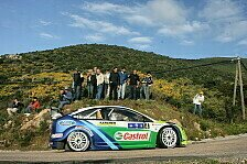 WRC - Wilson: Mikko bald auf dem Podest