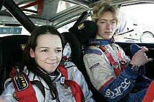 WRC - JWRC: Punkte f�r Aaron Burkart