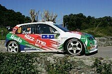 WRC - Duval im Roadster Cup