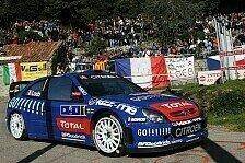 WRC - Korsika, Tag 3: Heimsieg f�r S�bastien Loeb