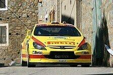 WRC - Gigi Galli: Eine tolle Erfahrung