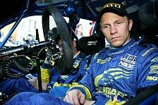 WRC - Petter Solberg: Endlich ist die Rallye vorbei