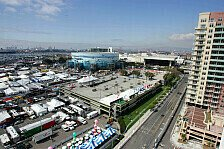 Champ Cars - Bilder: Champ Cars - 1. Lauf in Long Beach