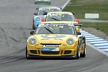 Supercup - Hardt und Menzel im Regen-Qualifying vorne