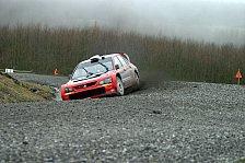 WRC - Asien-Pazifik-Meister V�lim�ki im Mitsubishi Lancer WRC05