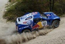 WRC - Volkswagen Race Touareg: Von der W�ste ins Wohnzimmer