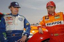 WRC - Tunesien, 4. Etappe: Peterhansel baut F�hrung weiter aus
