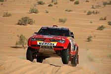 WRC - Tunesien, 5. Etappe: Peterhansel weiterhin in F�hrung