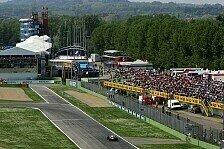 Formel 1, Imola mit Zuschauer-Kehrtwende: Doch Geisterrennen