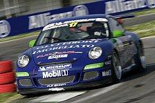 Supercup - Winkelhock bester Gastfahrer im Training