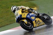 MotoGP - Jerez, Tag 1: Es regnete wieder einmal