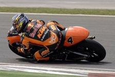 MotoGP - 2. Training 250cc: Wieder Aoyama vorne