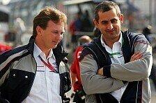 Formel 1 - Eine einvernehmliche Trennung: Agathangelou verl�sst Red Bull