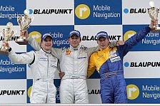 Supercup - Bilder: Carrera Cup - 2. Lauf am EuroSpeedway