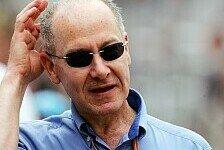 Formel 1 - Ernsthaft b�se: Ex F1-Arzt Hartstein macht �rger Luft