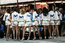 F1, Barcelona ohne Grid-Girls? Nicht mit uns! Eine Zeitreise...