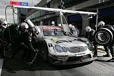 DTM - Mercedes - Auftakt einer Pflicht�bung