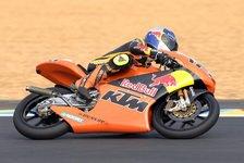 MotoGP - 2. Qualifying 250cc: Aoyama behält die Pole
