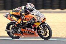 MotoGP - 2. Qualifying 125cc: Vier Aspar-Aprilias in Reihe eins