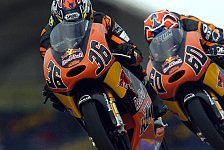 MotoGP - Warm-Up 125cc: Gadea trumphte auf