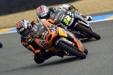 MotoGP - Rennen 125cc: Sieg für Faubel