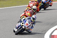 MotoGP - 1. Training 250cc: Alex de Angelis war vorne