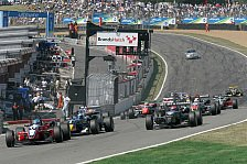 Formel 3 EM - Läufe 7 & 8 in Brands Hatch