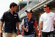 Formel 1 - Red Bull Racing best�tigt Mark Webber