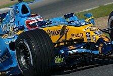 Formel 1 - Test im Formelwagen: Lopez r�ckt USF1-Deal n�her