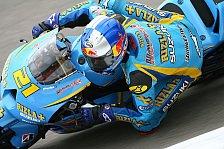 MotoGP - Sepang, Tag 3: Suzuki gab weiter den Ton an