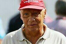 Formel 1 - Echte M�nner: Niki Lauda zur Traktionskontrolle
