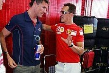 Formel 1 - Michael Schumacher war nie ein Thema: Mateschitz gesteht