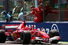 Formel 1, Stats & Facts zum Ungarn-GP: Schumacher-Rekord hält